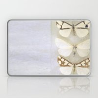 Moth Wings Laptop & iPad Skin