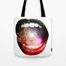 OVERFLOW. Tote Bag