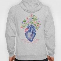 Strawberry Heart  Hoody