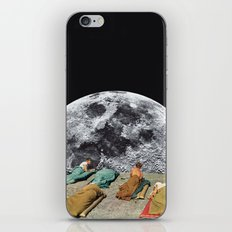 CAMPGROUND iPhone & iPod Skin