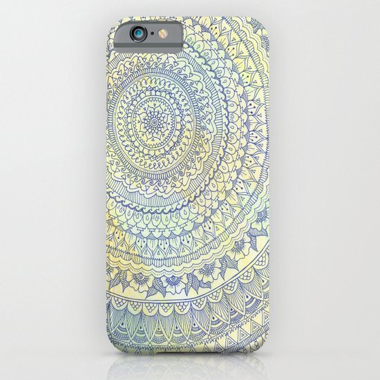 Mandala Doodle iPhone & iPod Case
