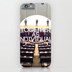 Together As Individuals iPhone 6s Slim Case