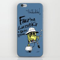 Fear And Loathing In Bik… iPhone & iPod Skin
