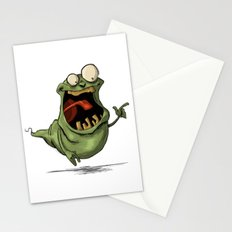 Slimer and his Peep Stationery Cards