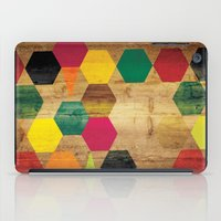 Wood Prints iPad Case