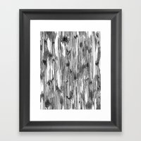 Grain Framed Art Print