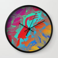 TROPICAU Wall Clock