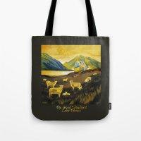 The Good Shepherd, Lake Tekapo Tote Bag