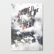 Drive It Like Youre Alre… Canvas Print