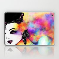 THE MAGIC OF EYES Laptop & iPad Skin