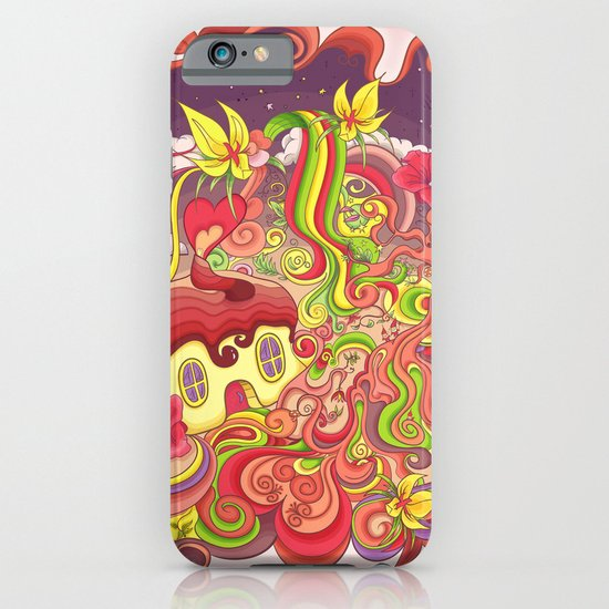 Cosmic Woods iPhone & iPod Case