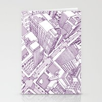 The Watched City Stationery Cards