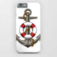 BOAT UNKER iPhone 6 Slim Case