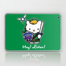 Hey! Listen! Laptop & iPad Skin