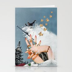 Material Hindrances Stationery Cards
