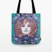Legend Of The Sea Wolf (… Tote Bag
