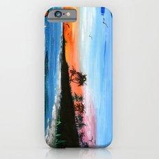 """PEACEFUL LIVING""  Slim Case iPhone 6s"