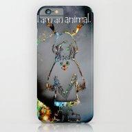 Animal Girl iPhone 6 Slim Case