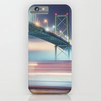 iPhone & iPod Case featuring Underneath The Bridge by Shaun Lowe