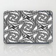Feelin' Black&White... iPad Case