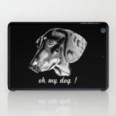 oh my dog ! iPad Case