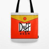 Duff Beer! Tote Bag