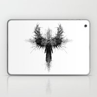 Particles and Angels Laptop & iPad Skin