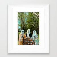Halloween#1 Framed Art Print