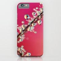 Smoking Pink Drops II iPhone 6 Slim Case
