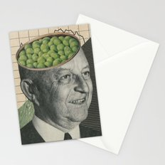Son Of Pea Brain Stationery Cards