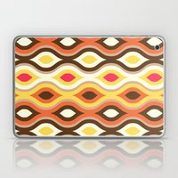 Back To The 70s Laptop & iPad Skin
