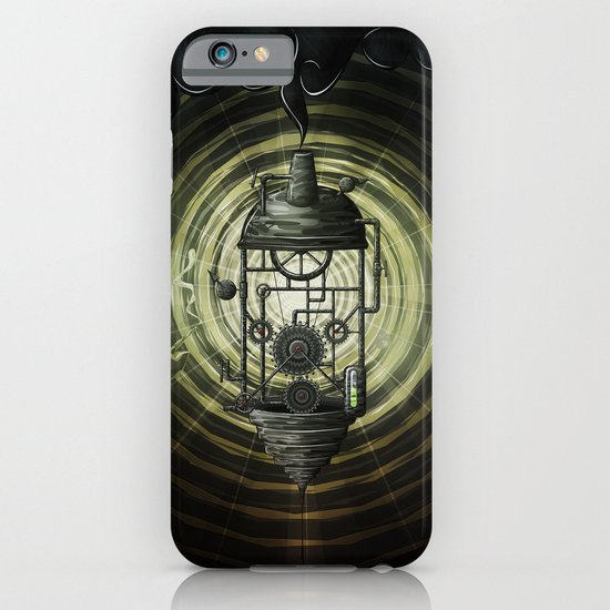 Steam Machine iPhone & iPod Case