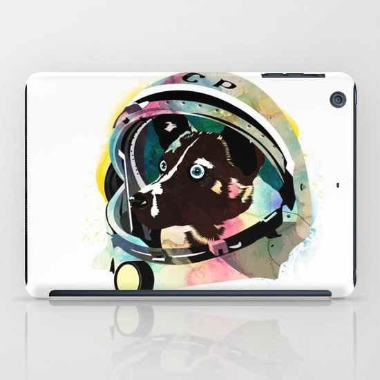 Laika iPad Case