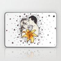 Love is like a Flower... Laptop & iPad Skin
