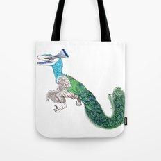 Peaciraptor  Tote Bag