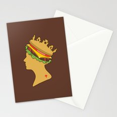 Burger Queen aka Royal With Cheese Stationery Cards