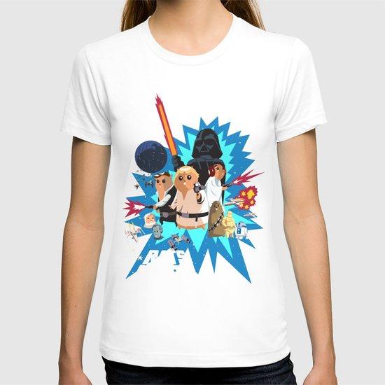 Star Wars FanArt: Rats Wars T-shirt