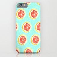Grapefruit II iPhone 6 Slim Case