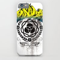 iPhone & iPod Case featuring Avila Tag Trinity by Endure Brand