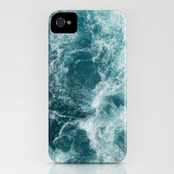 Sea iPhone (4, 4s) Slim Case