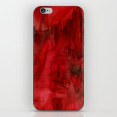 Damon Wash iPhone & iPod Skin