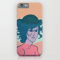 iPhone & iPod Case featuring Hair by Nick Zutrau