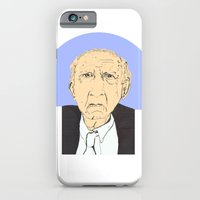 Coloured old man in a new shape iPhone 6 Slim Case