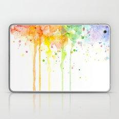 Watercolor Rainbow Laptop & iPad Skin