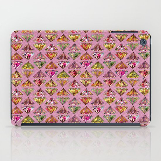 These Diamonds Are Forever iPad Case