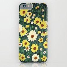 Field of Daisies  iPhone 6 Slim Case