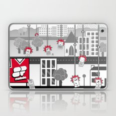 SF Mobile World Laptop & iPad Skin