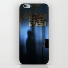 The Changing Room iPhone & iPod Skin