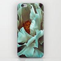 Peony II iPhone & iPod Skin