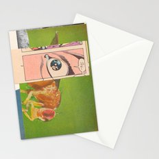 nothing and everything Stationery Cards